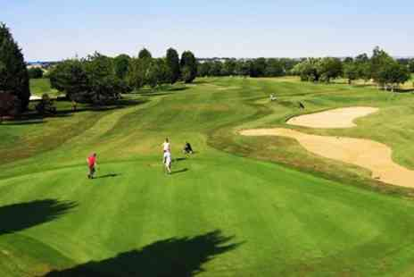 De Vere Staverton Park - 18 holes of golf for Two - Save 38%