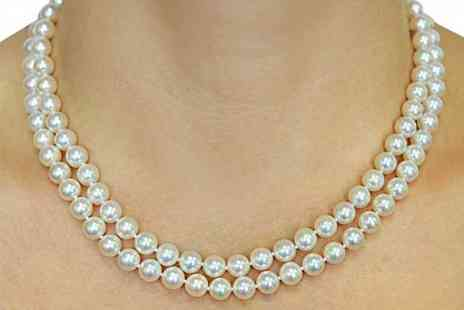 Taylors Jewellery - Imitation pearl necklace - Save 80%