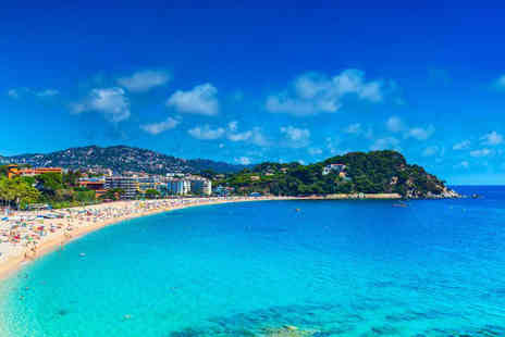 Crystal Travel - Three nights all inclusive Costa Brava holiday with return flights - Save 36%