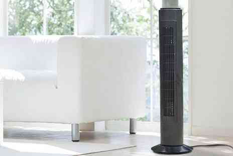 Groupon Goods Global GmbH - Davis and Grant 29 Inch Tower Fan - Save 0%