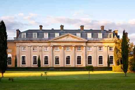 Ickworth Hotel - Suffolk spa treat with massage, facial and cream tea - Save 40%