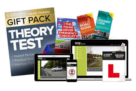 eOutlet - Online theory and driving test bumper pack - Save 81%