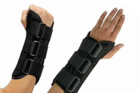 hey4beauty - Neoprene wrist and hand support choose from left or right - Save 75%