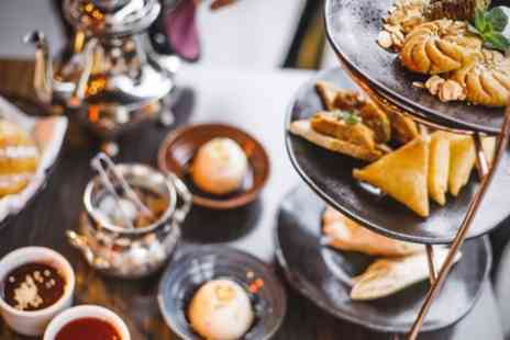 Mamounia Lounge - Middle Eastern Afternoon Tea with Optional Glass of Champagne for Two - Save 53%