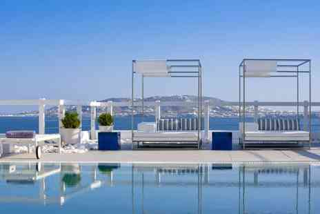 Grace Mykonos, Auberge Resorts Collection - Four Star Boutique Cliffside Hotel with Beautiful Spa - Save 43%