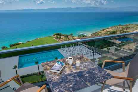 The Nowness Luxury Hotel & Spa - Four Star Sparkling Sunset Views in the Hidden Cove of Cesme for two - Save 75%