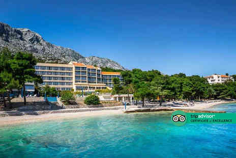 Crystal Travel - Three night all inclusive Croatia holiday with return flights - Save 48%