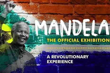 26 Leake Street Gallery - Adult ticket for the Nelson Mandela Exhibition - Save 33%