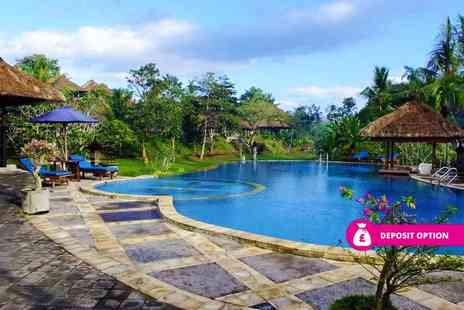 Great Pacific Travels - Ten nights Bali and Ubud tour with breakfast and flights - Save 23%