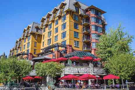 Sundial Boutique Hotel - Gourmet Whistler Stay with Five Course Dinner - Save 0%