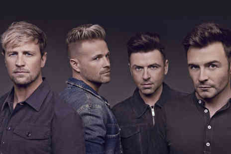 White Label Corporate Hospitality - Prime view ticket to see Westlife live - Save 28%