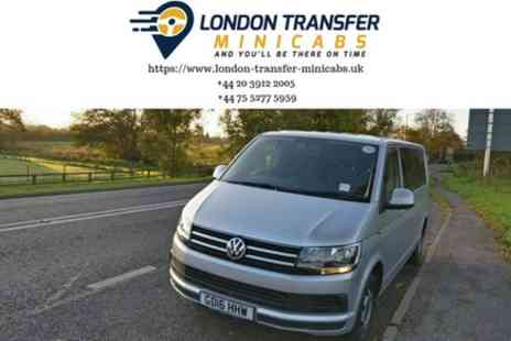 London Transfer Minicabs - Heathrow Airport to Oxford Private Minibus Transfer - Save 0%