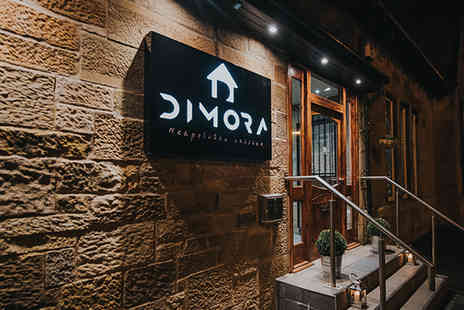 Dimora - Seven course tasting menu for two people with a glass of Prosecco each - Save 62%