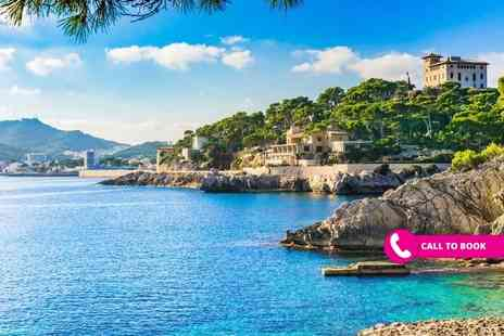 Book It Now Holidays - Three nights all inclusive Mallorca escape and flights - Save 36%