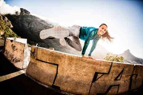Airborn Academy - Adult, Child or Family Freerunning Class - Save 50%