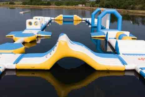 Blackpool Wake Park - Aquapark Session and Wetsuit Hire - Save 25%
