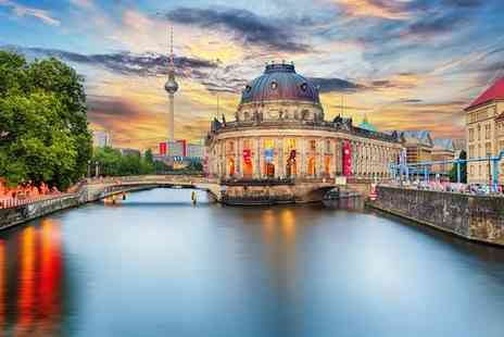 Living Hotel - Four Star Charming Hotel in Central Location Close to Museum Island for two - Save 70%