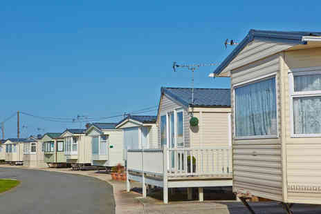 SF Parks - Three nights Abergele, Wales self catered caravan stay - Save 55%
