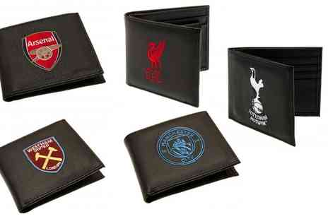 Groupon Goods Global GmbH - Football Embroidered Wallet - Save 0%