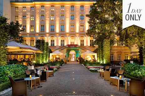 The Grand Mark Prague - Five Star Baroque Luxury in City Centre for two - Save 64%