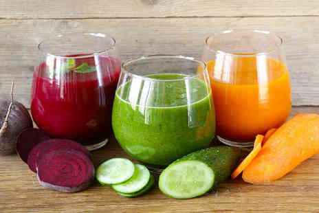 Blue Mountain - Online juicing & blending course - Save 92%