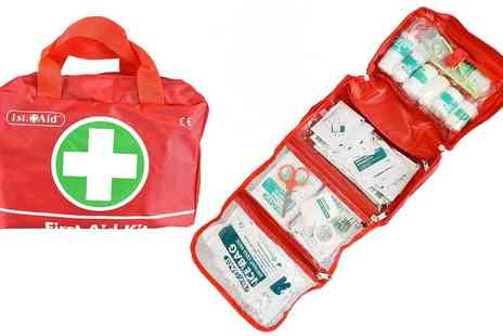 Groupon Goods Global GmbH - 70 Piece First Aid Medical Kit - Save 0%
