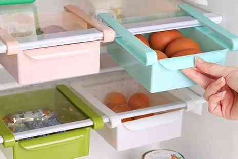 Groupon Goods Global GmbH - Two, Four, Six or Eight Fridge Organisers - Save 43%