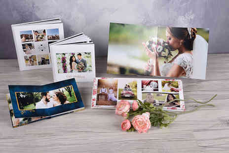 Colorland - Luxury photo album choose from three sizes - Save 66%