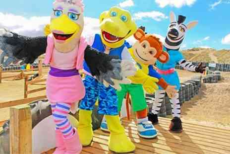 Pontins - Two Nights Family Entertainment Break with Summer Dates for Up to Four - Save 0%