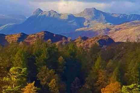 English Lake District Tours - Coniston and The Langdale Valley, Morning Half Day Tour - Save 0%