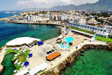 Cyprus Paradise - Kyrenia harbour holiday with transfers, breakfast & tour - Save 0%