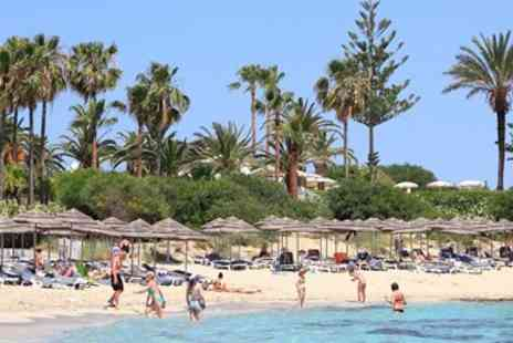 Teletext Holidays - Seven nights Cyprus break with flights & breakfast - Save 0%