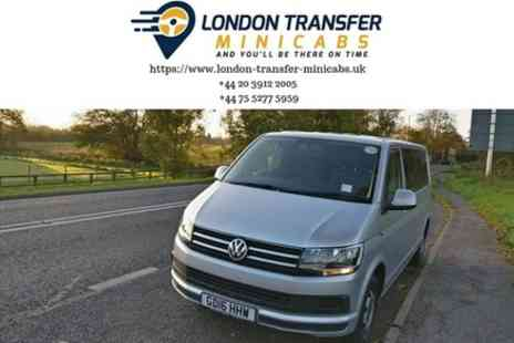 London Transfer Minicabs - Heathrow Airport to Southampton Private Minibus Transfer - Save 0%