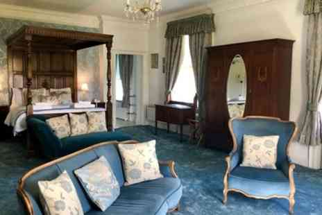 Rowley Manor Hotel - East Riding Standard or Four Poster Room for Two with Breakfast with Optional DInner Credit - Save 35%