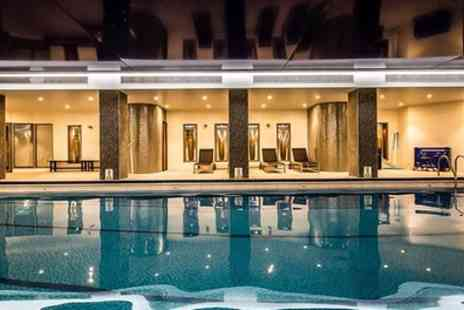Imagine Spa - Four Hour Spa Access with 45 Minutes of Treatments and Bubbly for One or Two - Save 43%