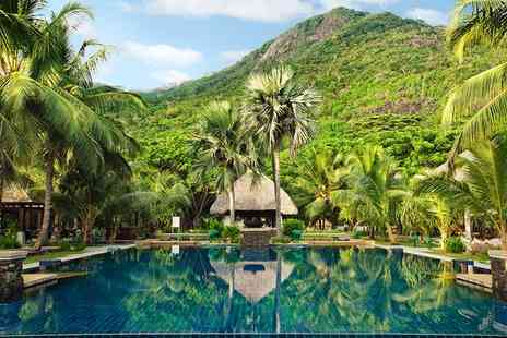 Hilton Seychelles Labriz Resort & Spa - Five Star Signature Opulence Along Stunning Beach with Optional City Break - Save -1,333%