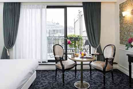 Hotel Saint Petersbourg Paris - Four Star Charming 19th Century Hotel in the City Centre for two - Save 0%