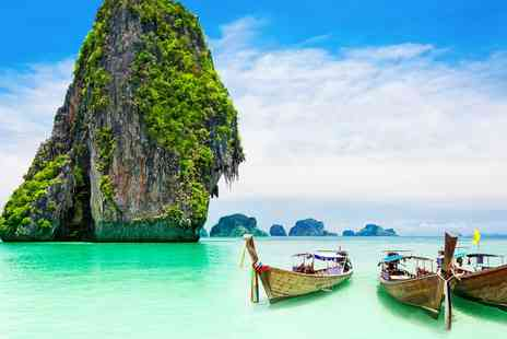 Voyager Travel Direct - Deluxe Eight Nights Phuket holiday with flights & transfers - Save 0%