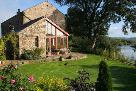 Riverside Barn - Two nights Lancashire break for two people - Save 53%