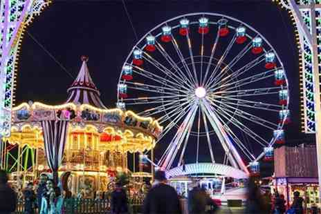 The Spring Festival Of Light - Entry for one person with 15 ride tokens - Save 36%