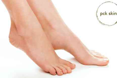 PCK Skin - Laser Fungal Nail Treatment on One or Two Feet - Save 84%