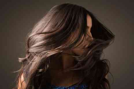 Francy Hair & Beauty - Brazilian Blow Dry with Optional Wash and Cut - Save 70%