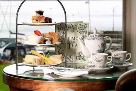 Macdonald New Blossoms Hotel - Traditional or Sparkling Afternoon Tea for Two or Four - Save 0%