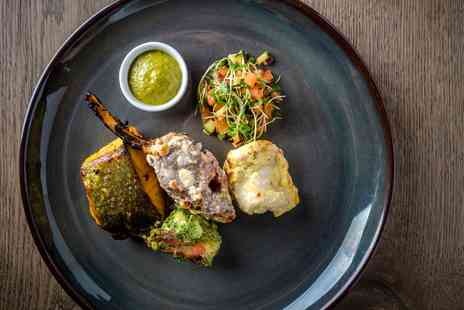 Hawkyns by Atul Kochhar - 2 AA Rosette celeb chef dinner & bubbly for 2 - Save 0%
