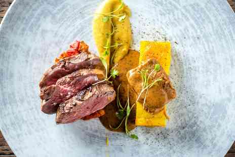 Hawkyns by Atul Kochhar - 2 AA Rosette tasting menu dinner & drinks for 2 - Save 40%
