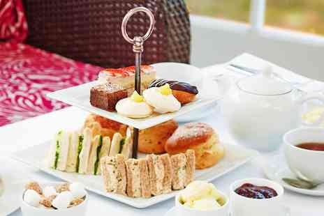 Hotel Felix - Afternoon tea and bubbly for Two - Save 43%