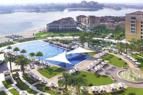 Luxury Holidays Direct - Five nights Ritz Carlton Abu Dhabi family break including Club Room - Save 0%