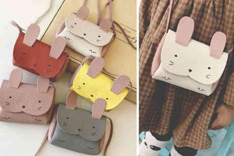 hey4beauty - Kids bunny bag choose from five colours - Save 75%