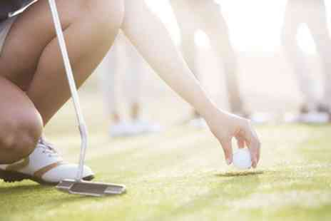 The London Golf Performance Academy - 30 or 60 Minute Golf Lesson - Save 53%
