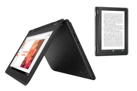 Tech Market  - Refurbished Two in One Lenovo ThinkPad Yoga 11E - Save 68%